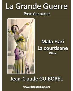 Mata Hari, la courtisane (Tome 2)