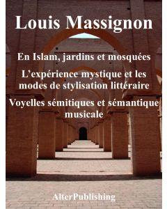En Islam, jardins et mosquées