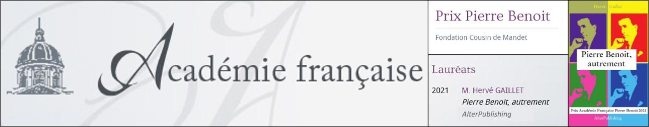 Prix Académie Française